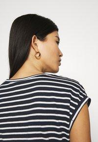 Esprit - TEE - Print T-shirt - navy - 4