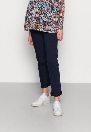 OVERBUMP ELLIS  - Slim fit jeans - indigo