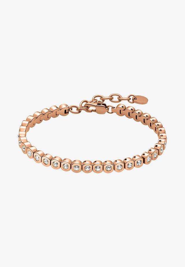 MIT STEIN - Bracelet - rose gold-coloured
