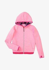 MINOTI - Zip-up sweatshirt - pink - 1
