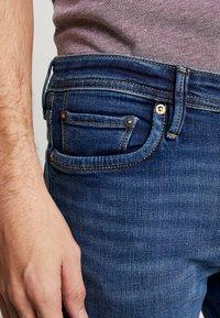 Jack & Jones - JJIGLENN JJFELIX  - Slim fit jeans - blue denim - 3