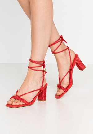 ROCKY BARNES RAVELLO  - Sandals - red