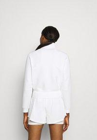 Nike Performance - HERITAGE  - Training jacket - white - 2