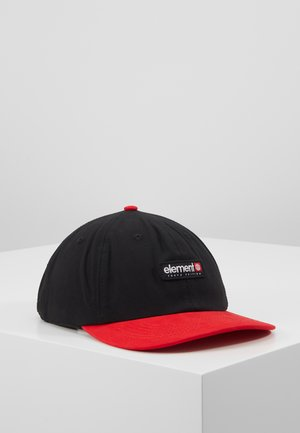 TOKYO POOL - Caps - flint black