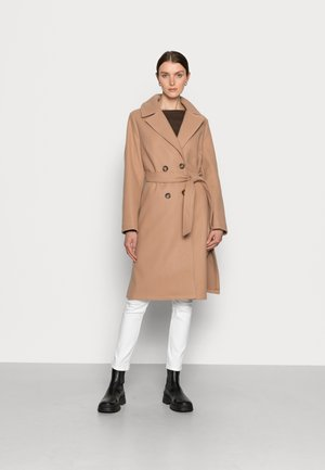 VIVIAN COAT - Classic coat - tannin