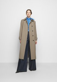 Victoria Victoria Beckham - EXAGERATED WIDE LEG - Jeansy Dzwony - blue denim - 1