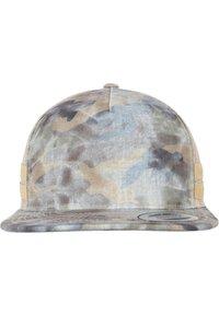 Flexfit - Cap - khaki/beige mesh - 3