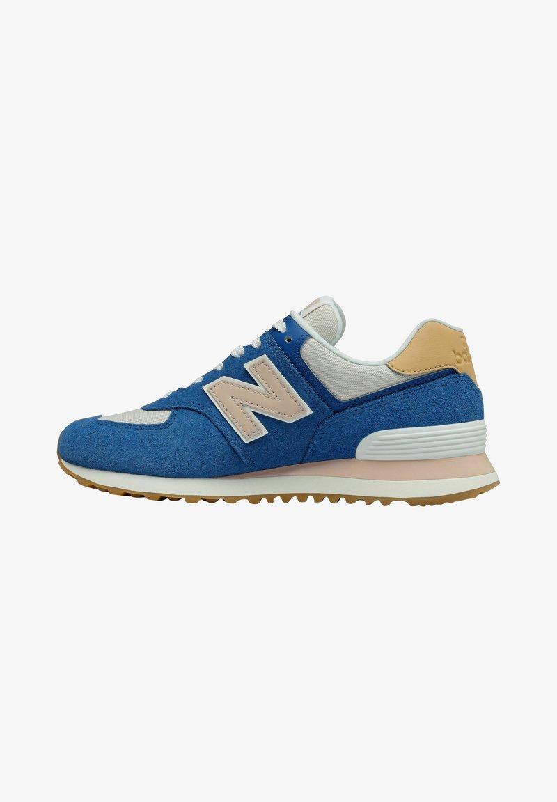 New Balance - WL574 - Zapatillas - blue/pink