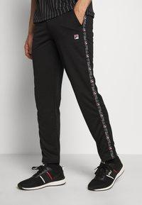 Fila - PANT PIUS - Pantaloni sportivi - black - 0