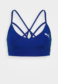 PAMELA REIF X PUMA STRAPPY BRA - Light support sports bra - mazerine blue