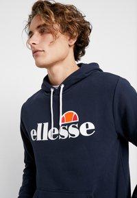Ellesse - GOTTERO - Hoodie - navy - 4