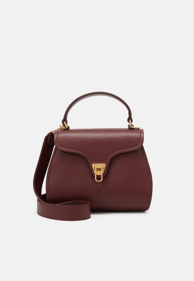 MARVIN - Handbag - marsala