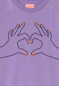 WAUW CAPOW by Bangbang Copenhagen - LOVE - Sweatshirt - purple - 2
