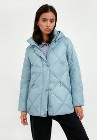 Finn Flare - Winter jacket - light turquois - 0