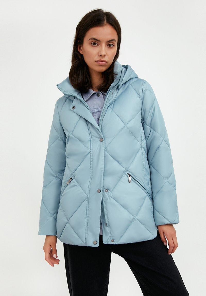 Finn Flare - Winter jacket - light turquois