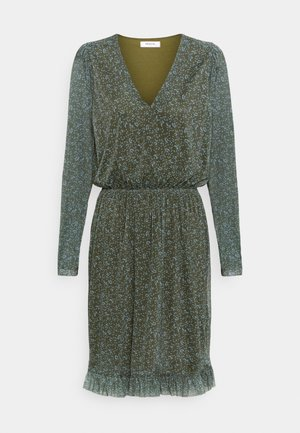 MENA DRESS  - Day dress - dark green