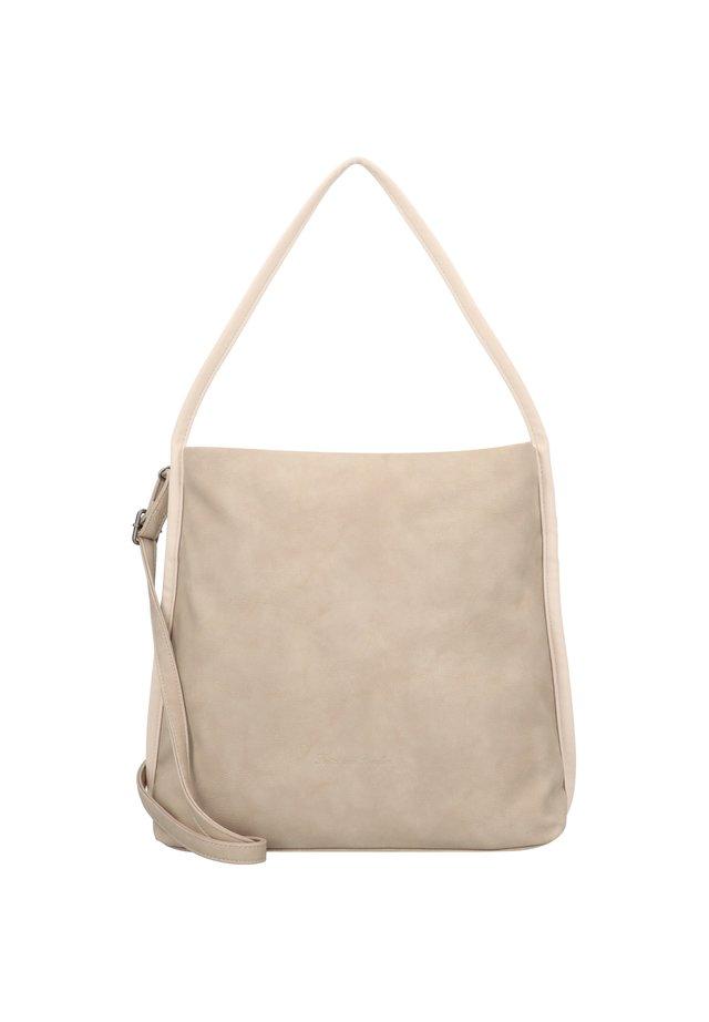 FADI SCHULTERTASCHE 35 CM - Handtasche - soft stone