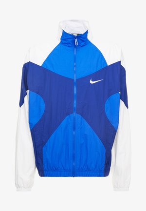 ISSUE  - Training jacket - hyper royal/white/deep royal blue