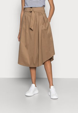 SKIRT - Spódnica trapezowa - bark
