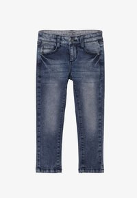 s.Oliver - Slim fit jeans - dark blue - 1