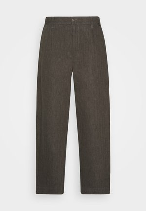 LIVELY ONES SUIT PANT - Kalhoty - silt