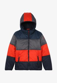 CMP - BOY JACKET FIX HOOD - Talvitakki - blue - 2