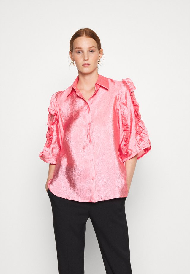 LYCIE - Button-down blouse - rosebud pink