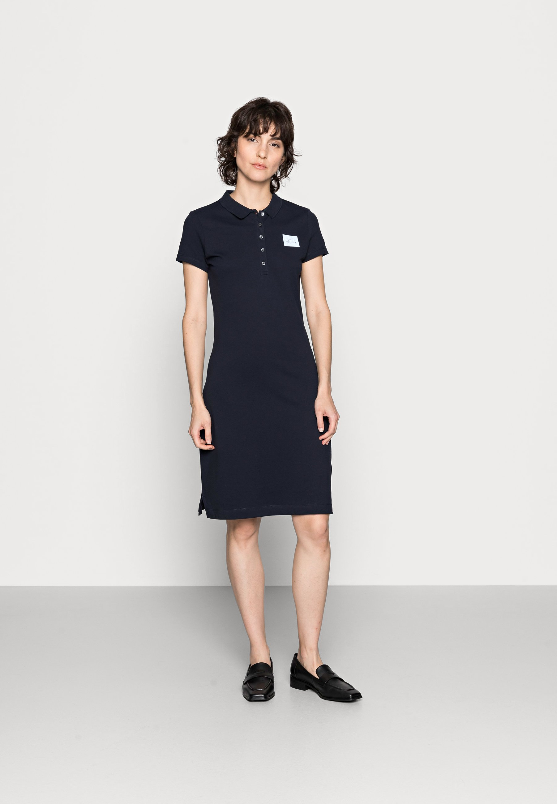 Mujer ABO SLIM POLO DRESS - Vestido informal