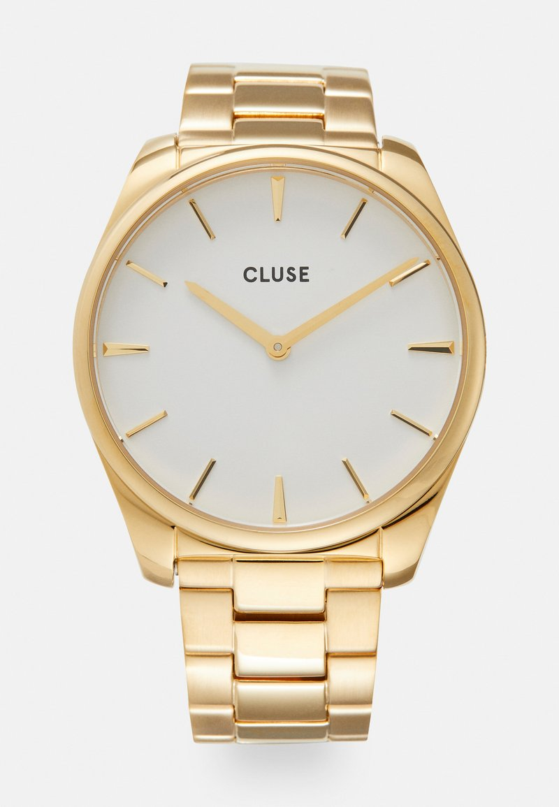 Cluse - FÉROCE - Watch - white/gold-coloured