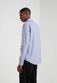 Emporio Armani - Koszula biznesowa - dark blue - 2