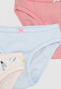 Petit Bateau - MULTIPACK CULOTTES 3 PACK - Briefs - pink/blue/multi-coloured - 3