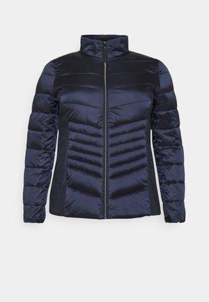 HOODED LIGHT WEIGHT JACKET - Light jacket - sky captain blue