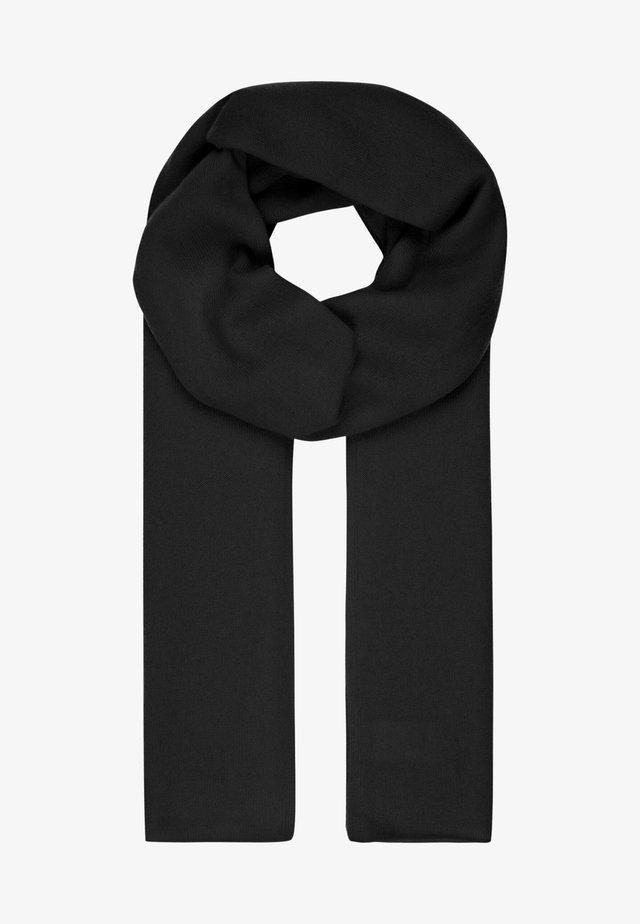 Écharpe - schwarz