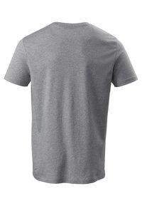 Phyne - THE ROUND NECK - T-shirt basique - grey - 3