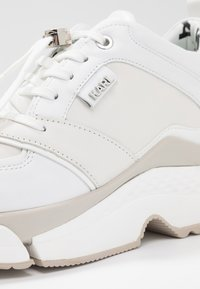 KARL LAGERFELD - AVENTUR MID LACE - Trainers - white - 2