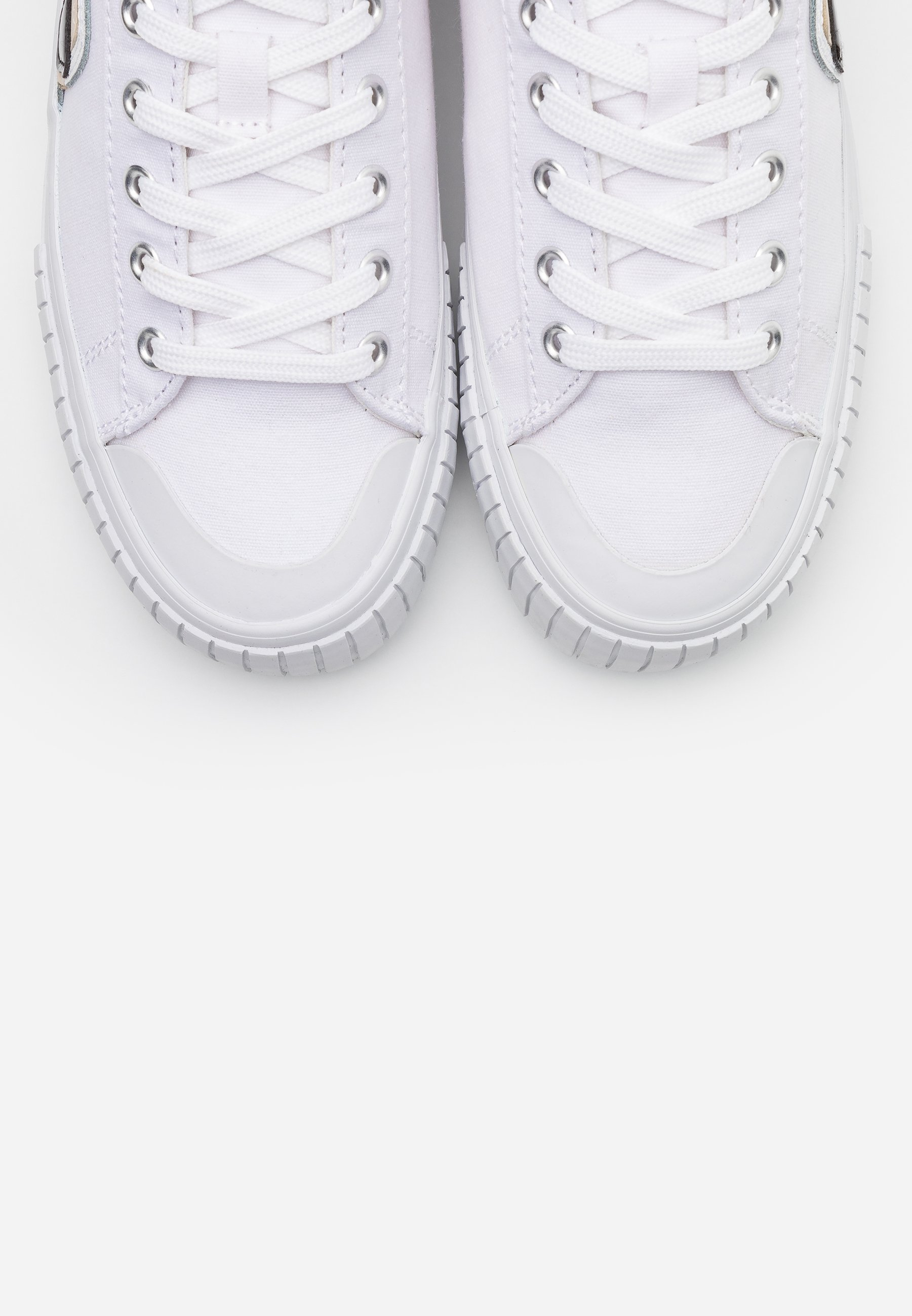 KARL LAGERFELD KAMPUS IKONIC LACE Sneaker low white/weiß