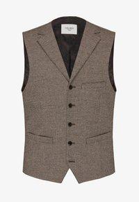 Carl Gross - Suit waistcoat - beige - 0