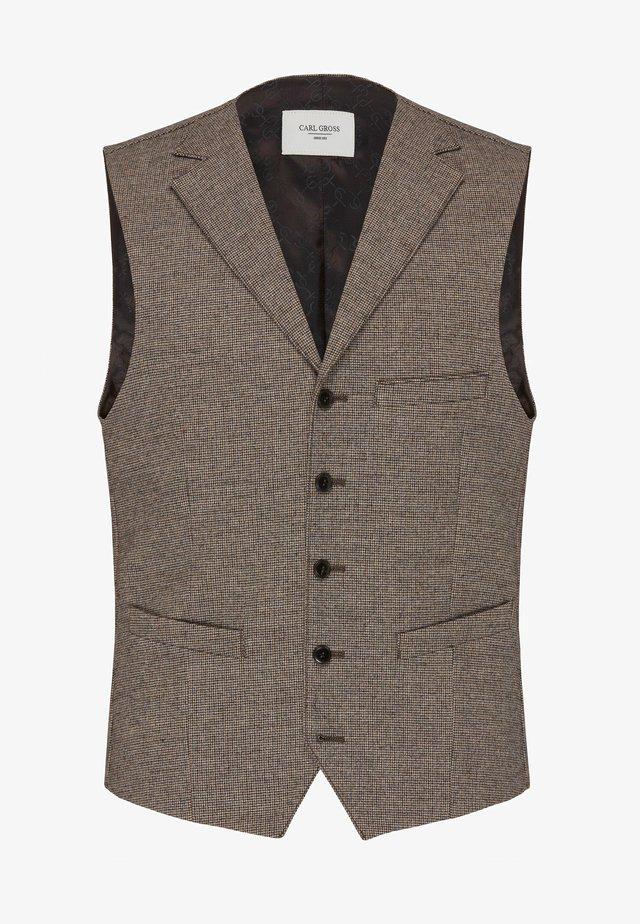 Suit waistcoat - beige