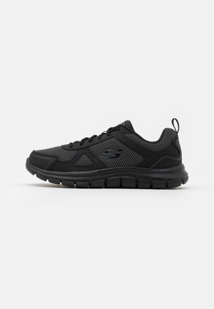TRACK BUCOLO - Sneaker low - black