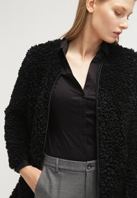 Vero Moda - VMLADY - Button-down blouse - black - 3