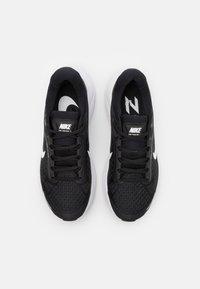 Nike Performance - AIR ZOOM STRUCTURE 23 - Stabile løpesko - black/white/anthracite - 3