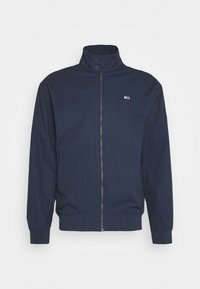 Tommy Jeans - CUFFED JACKET - Summer jacket - twilight navy - 3
