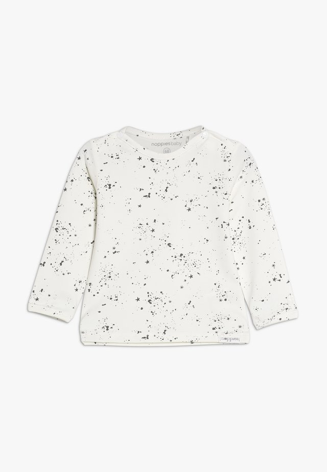 TEE GALE - Long sleeved top - white