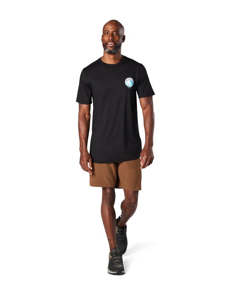 Smartwool - T-shirt basic - black