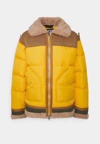 Diesel - EVAN JACKET - Winter jacket - yellow - 0