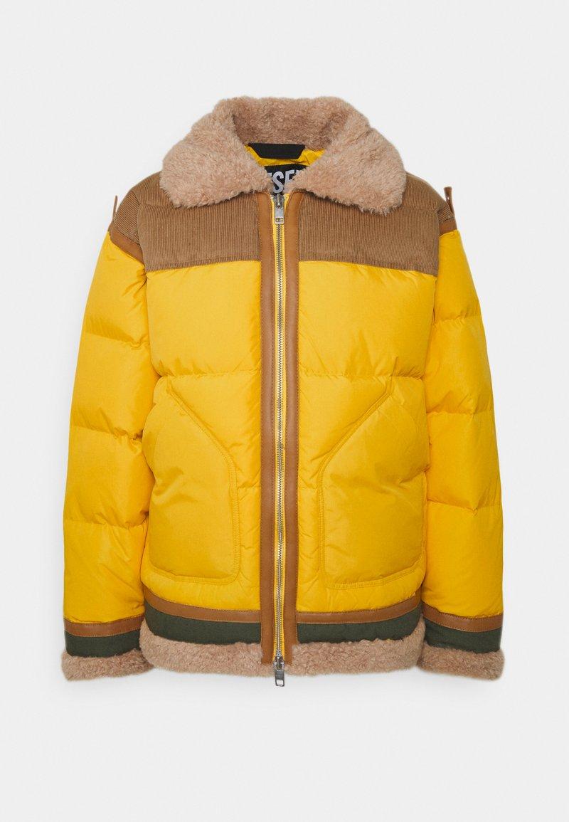 Diesel - EVAN JACKET - Winter jacket - yellow