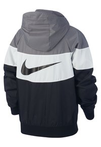 Nike Sportswear - Training jacket - grey/off-white - 1
