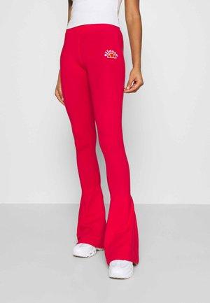 ALBA - Leggings - Trousers - red