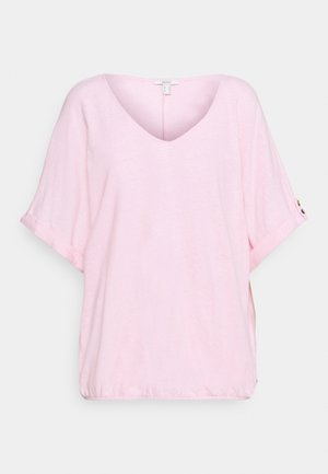TEE - Basic T-shirt - light pink