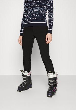 ENIGMA - Snow pants - black